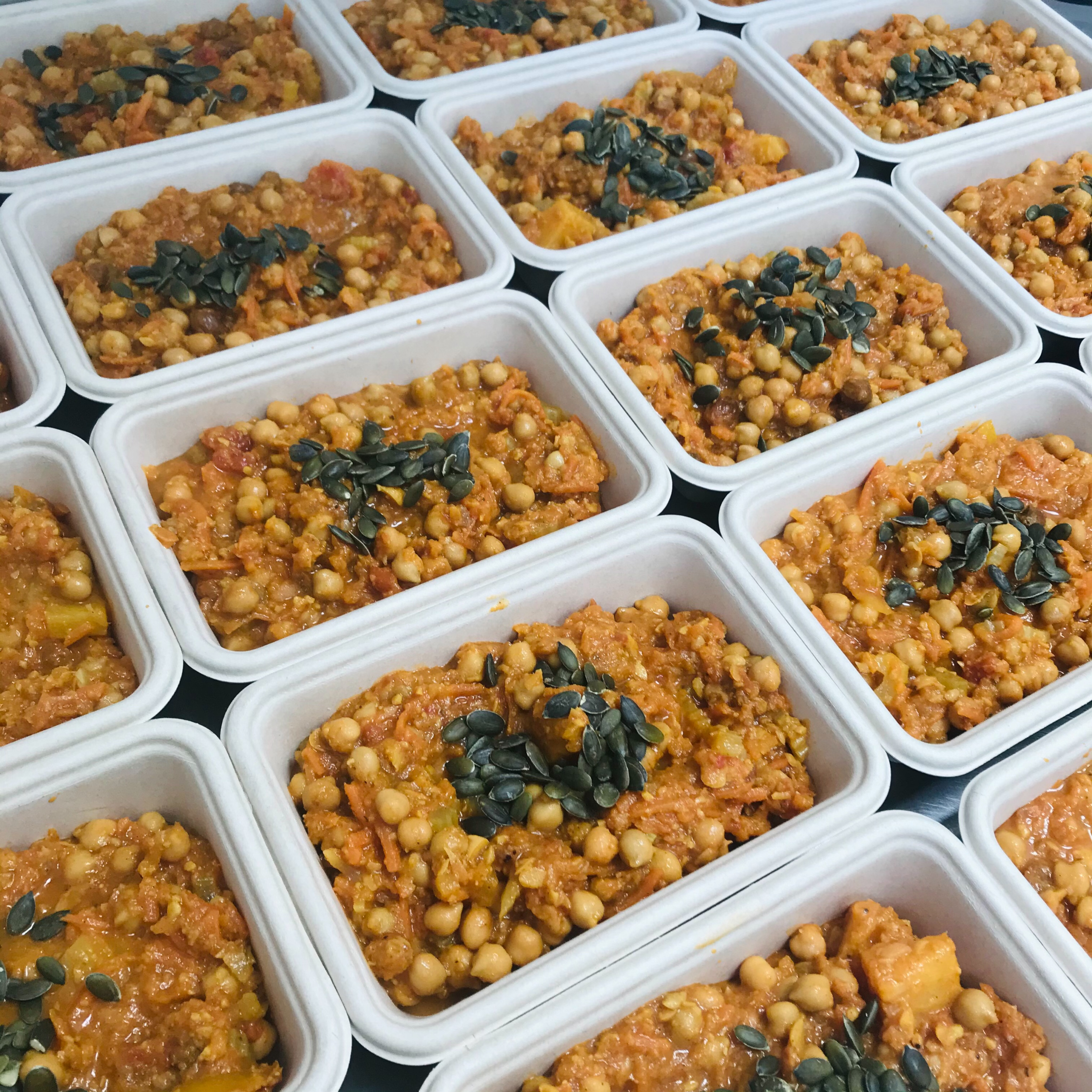 Fruity Chickpea Curry