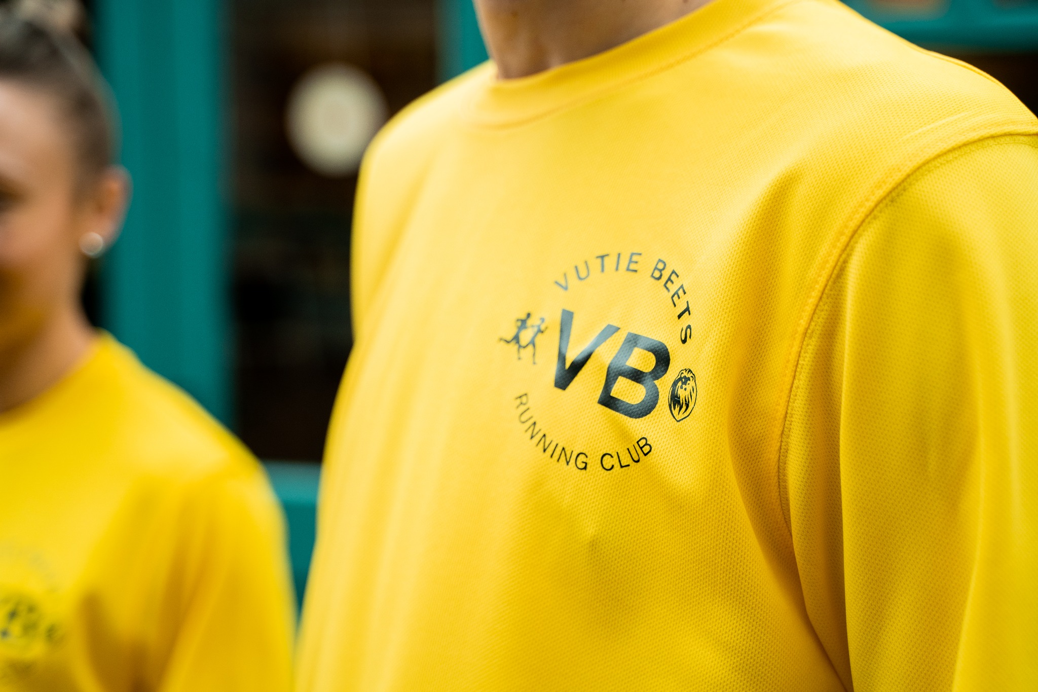 VB Running T Shirt