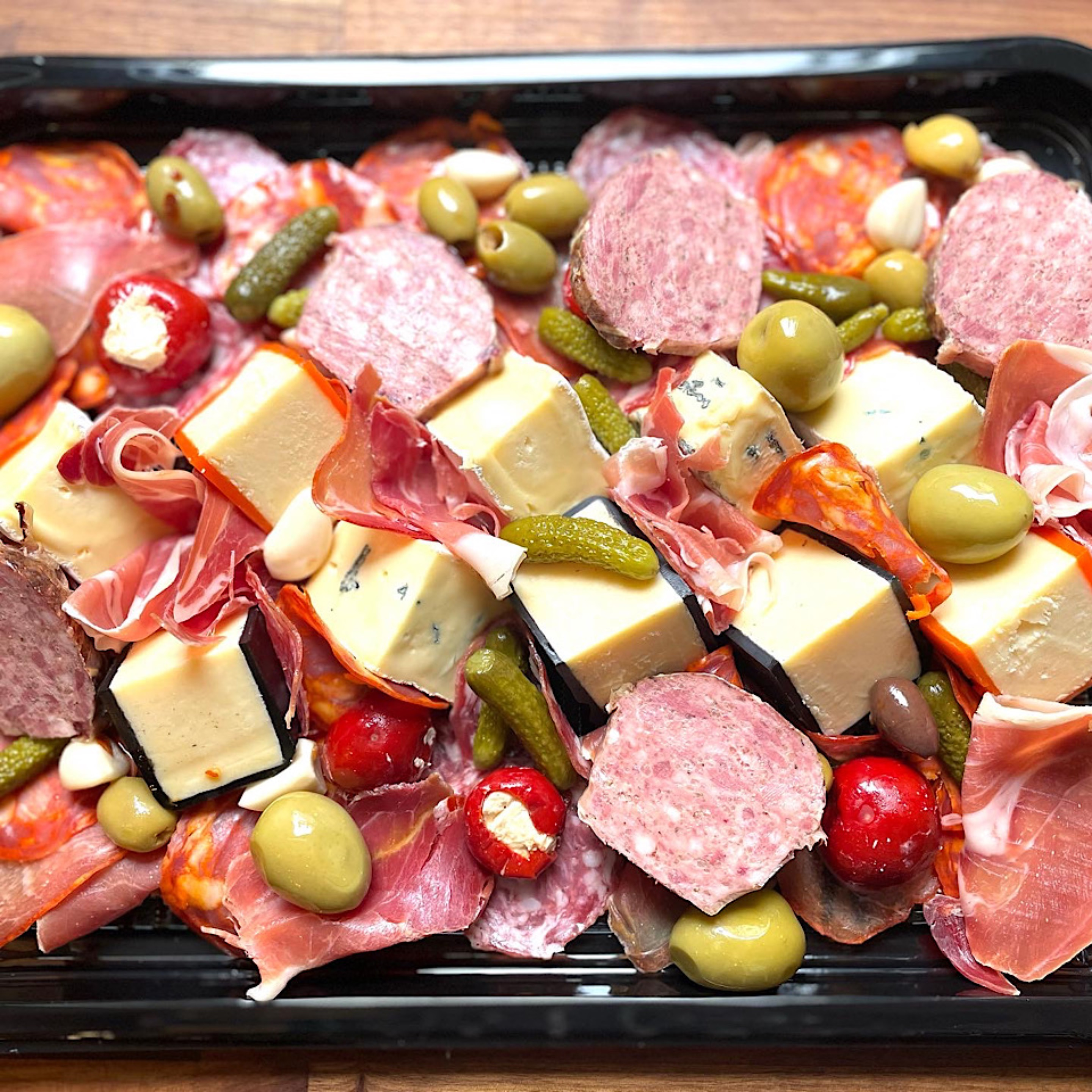 Deli Meat & Cheese Platter