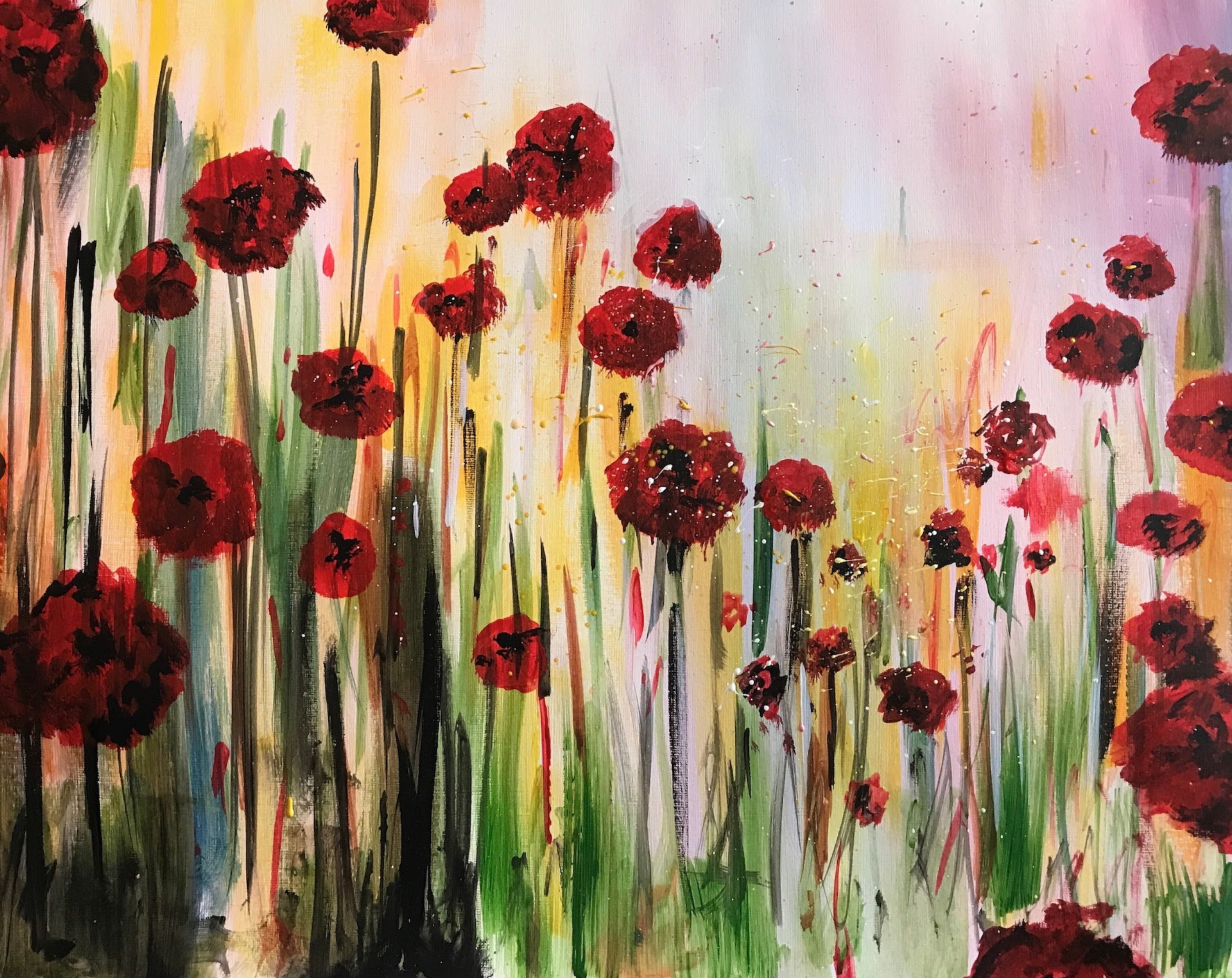 6/5/2020 Live Recording - VE Day Poppies with Lindsay