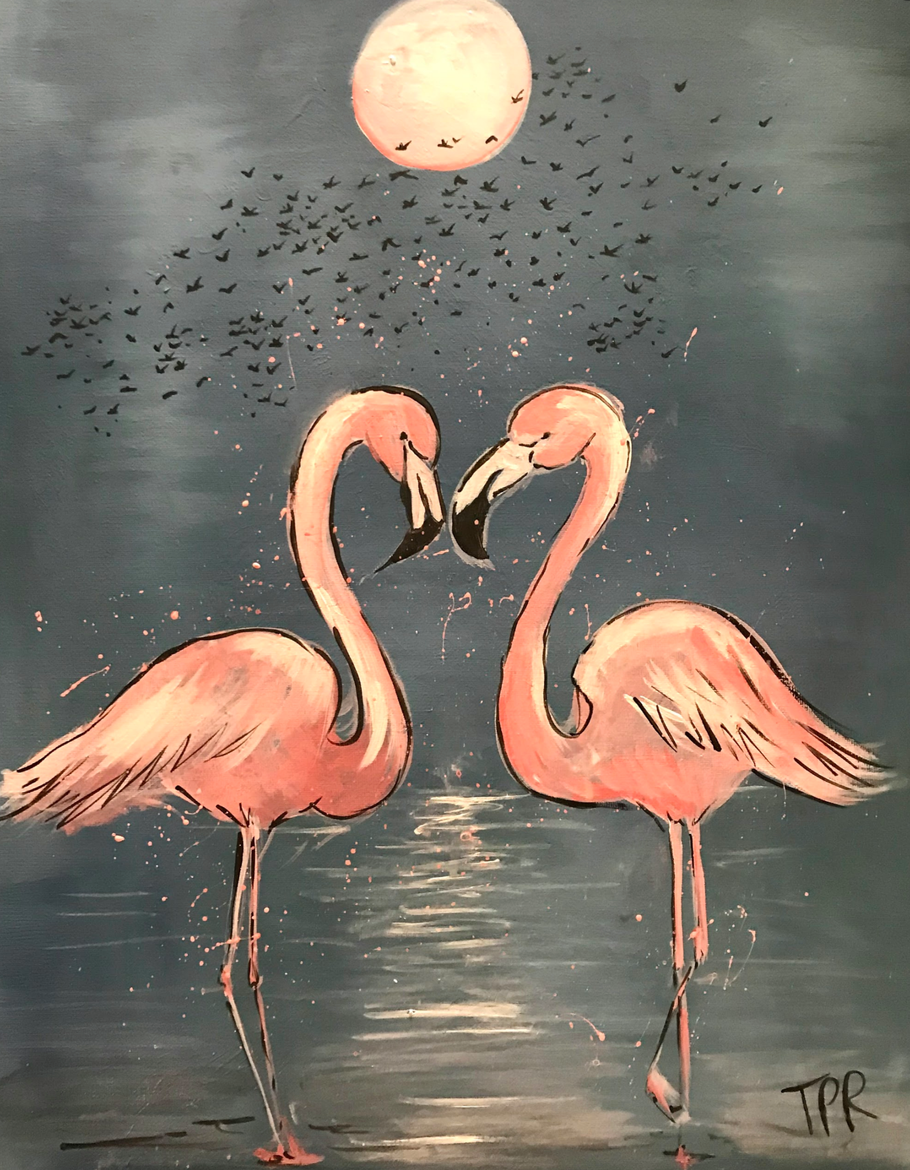 6/4/2020 Live Recording - Flamingos with Lindsay