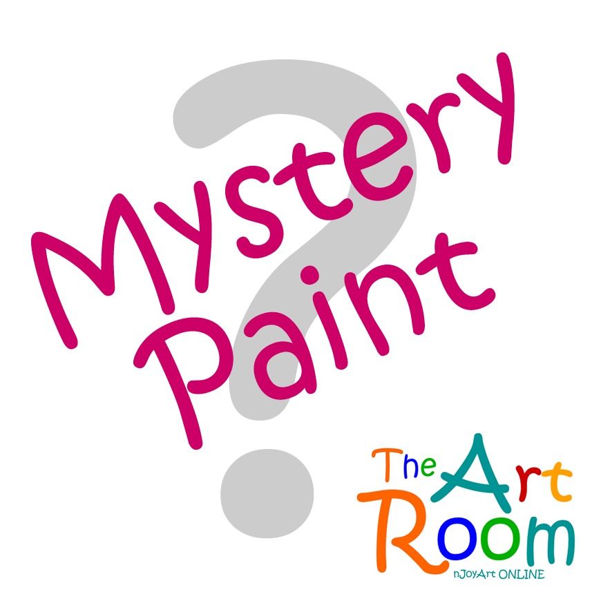 x #112 - 15th September 2020 7pm - Mystery Paint - nJoyArt ONLINE Painting Session