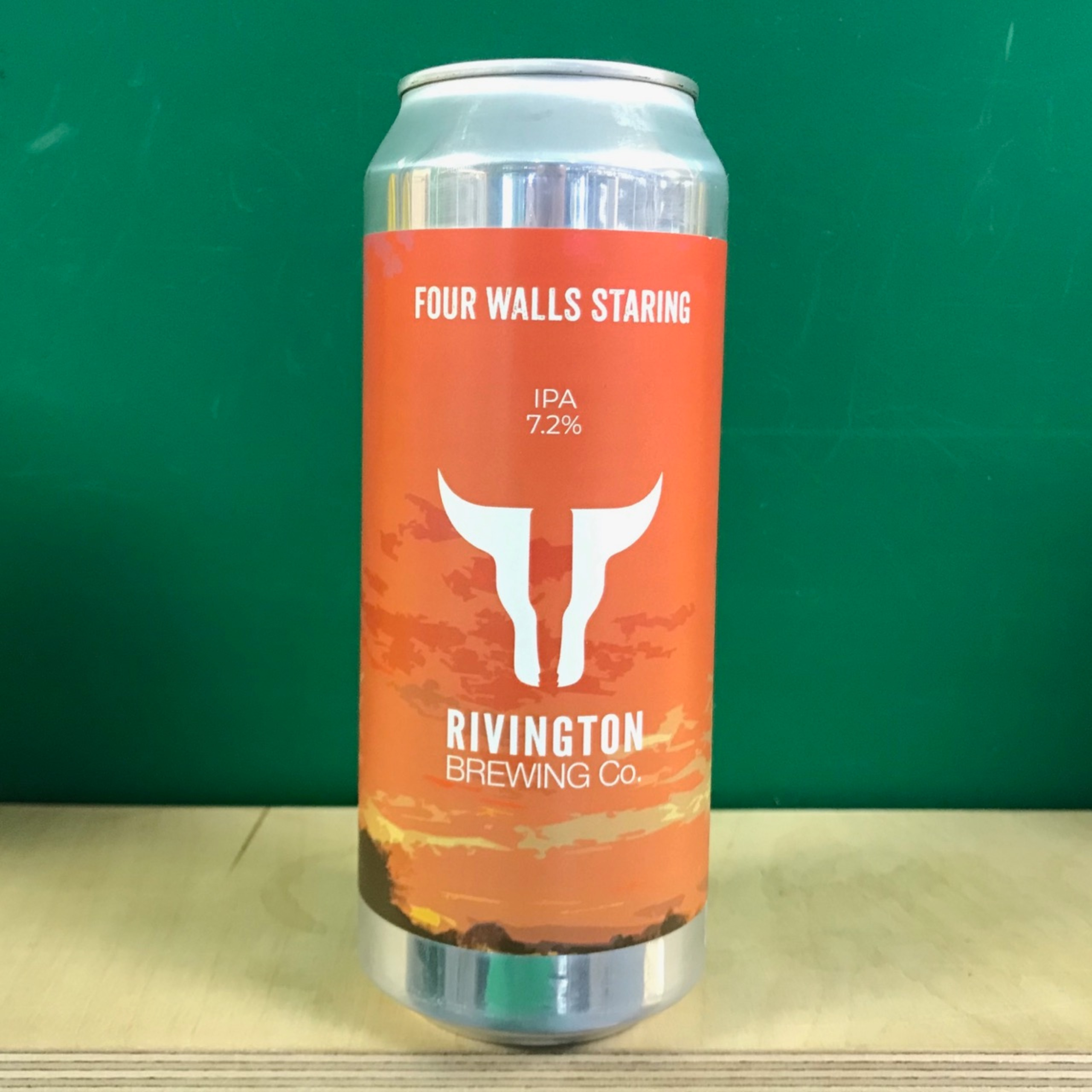 Rivington Brewing Co Four Walls Staring