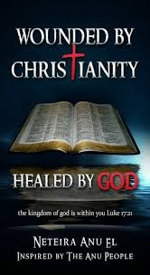 Wounded By Christianity Healed By GOD