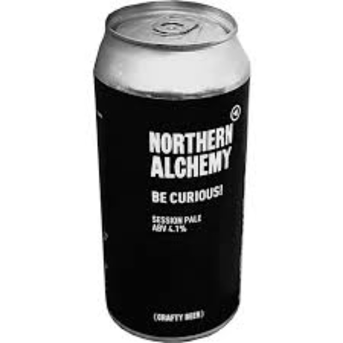 Northern Alchemy Be Curious