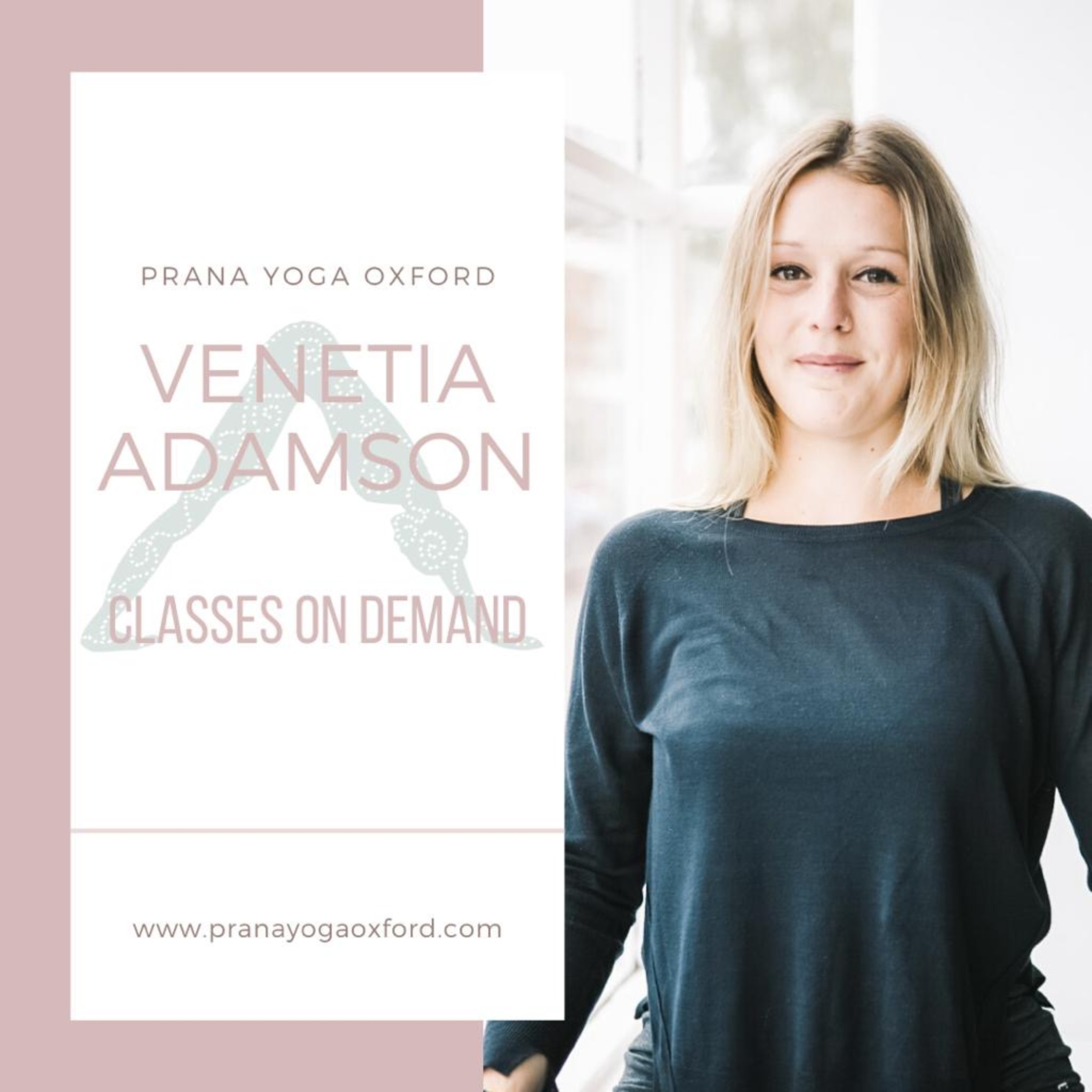 Prana Yin with Venetia
