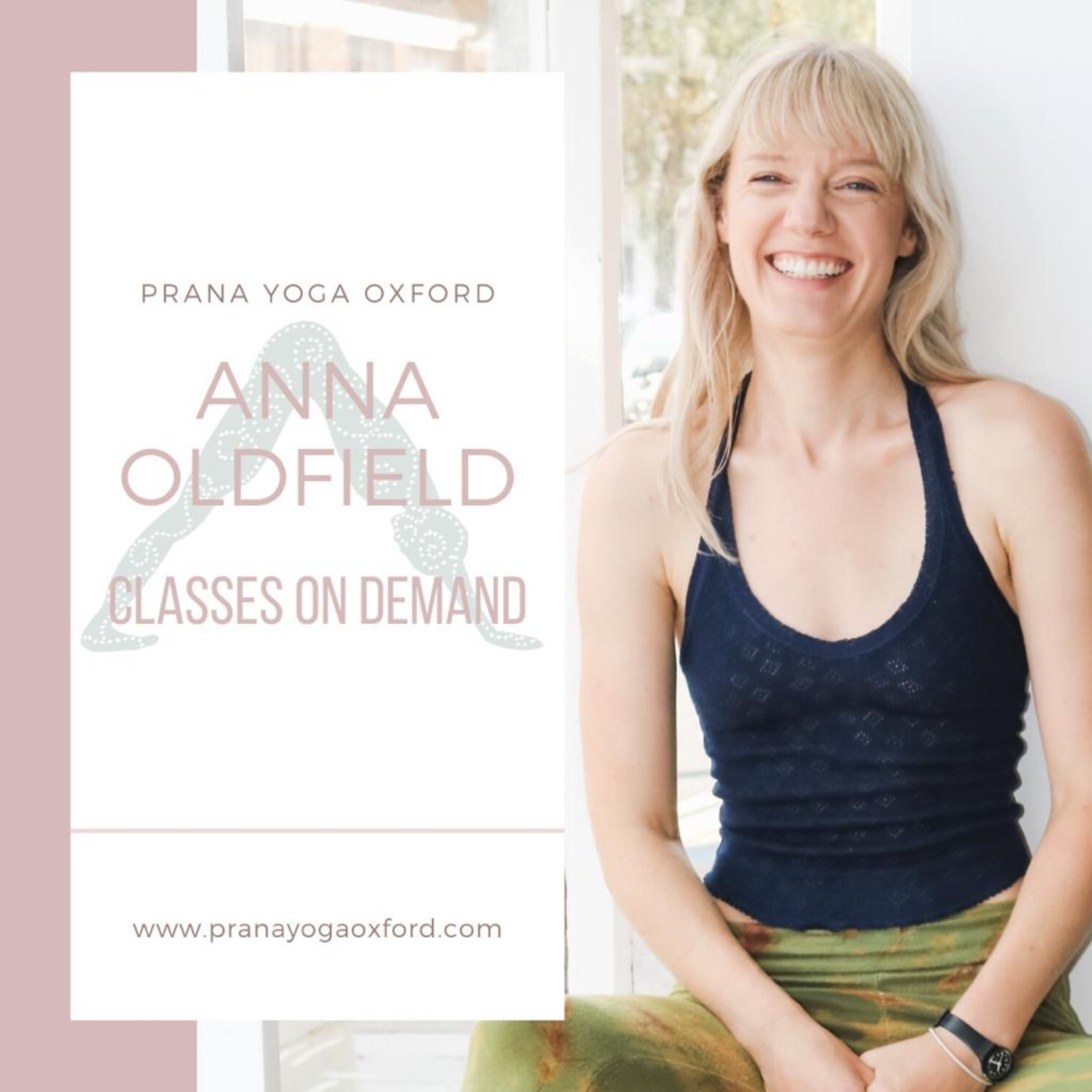 Prenatal 6 Week Course with Anna