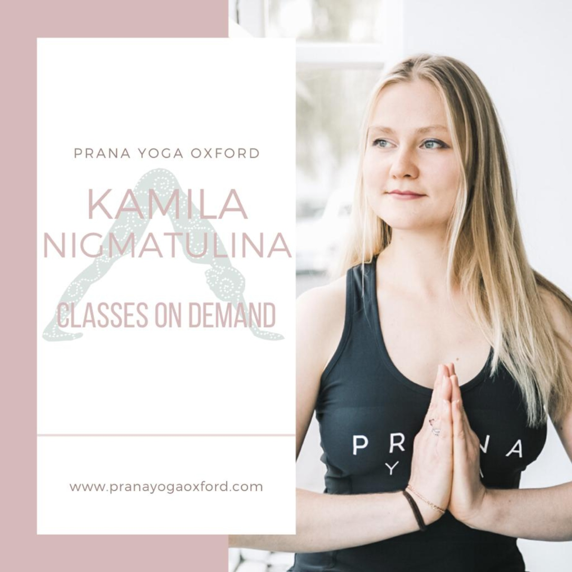 Prana Power L2 with Kamila
