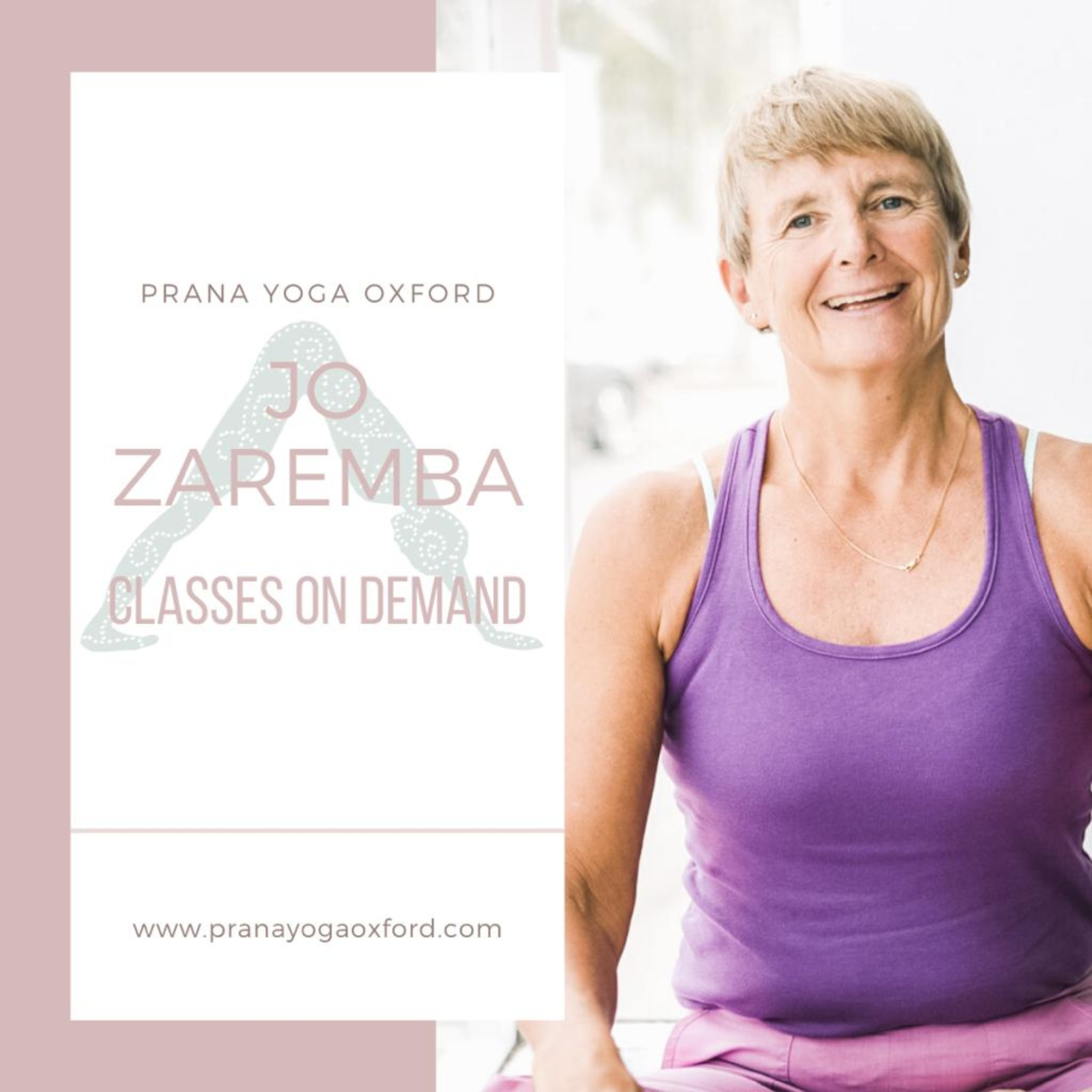 Over 55's Yoga 1 with Jo