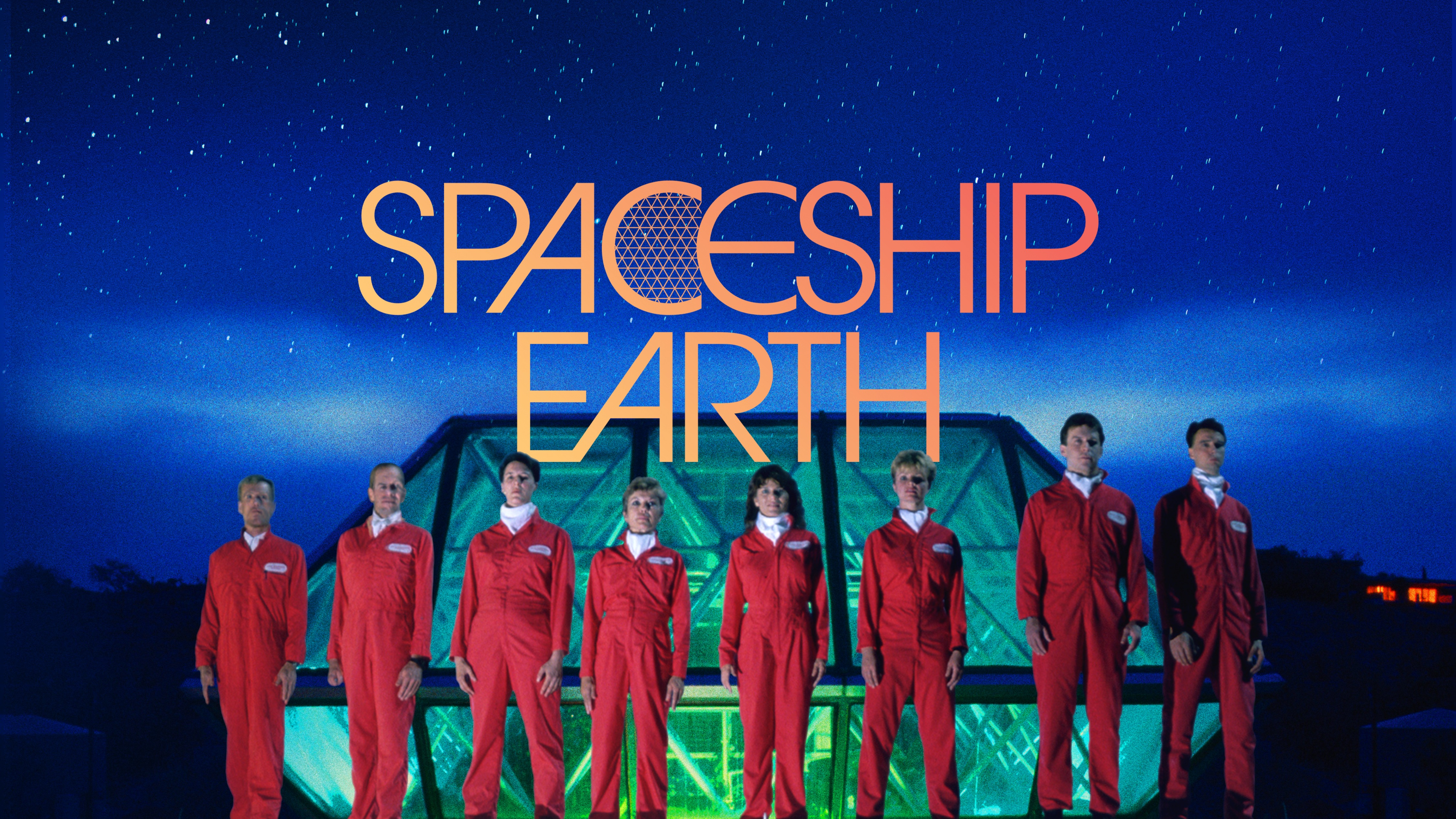 Spaceship Earth - Rent
