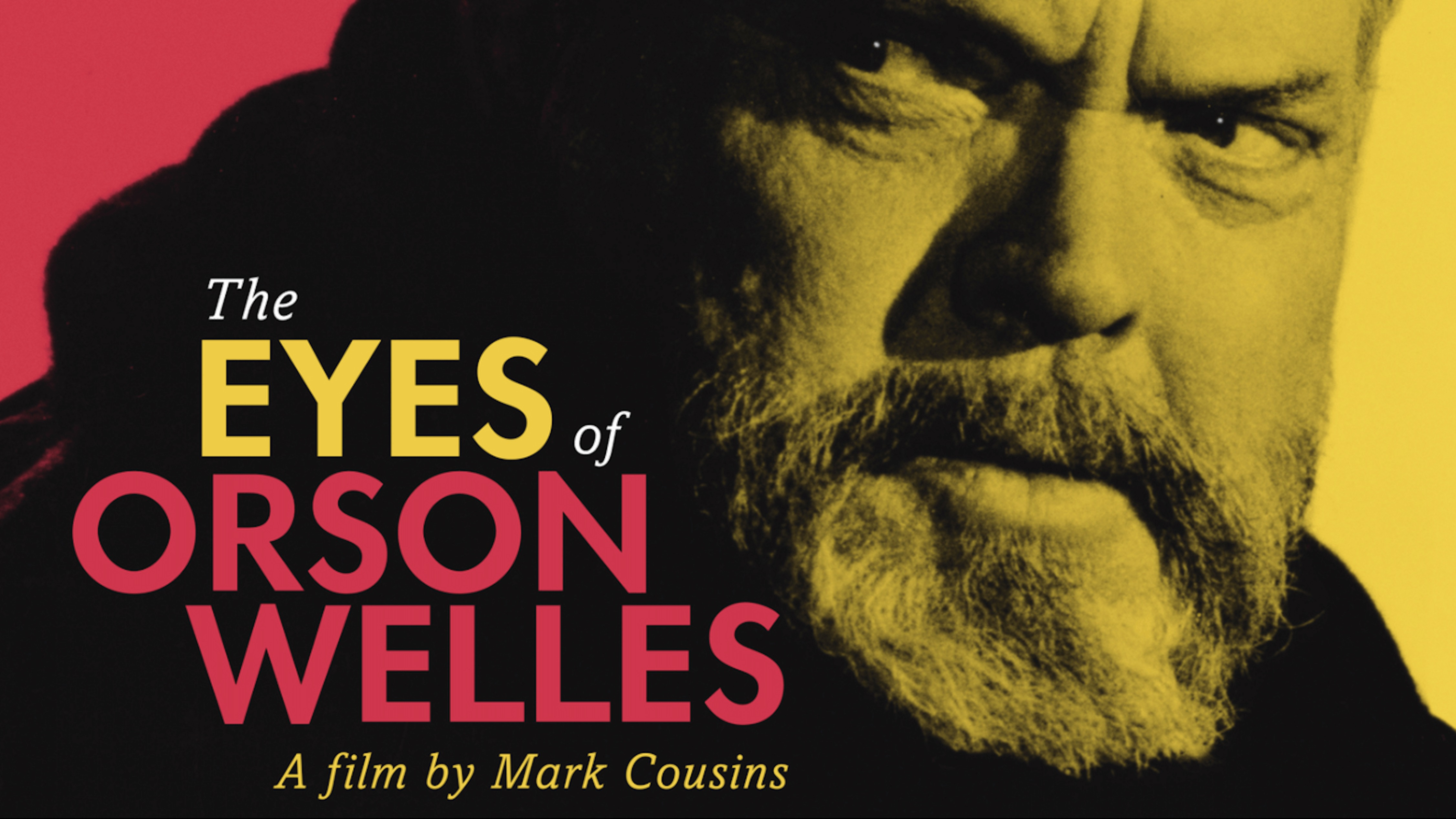 The Eyes of Orson Welles - Rent
