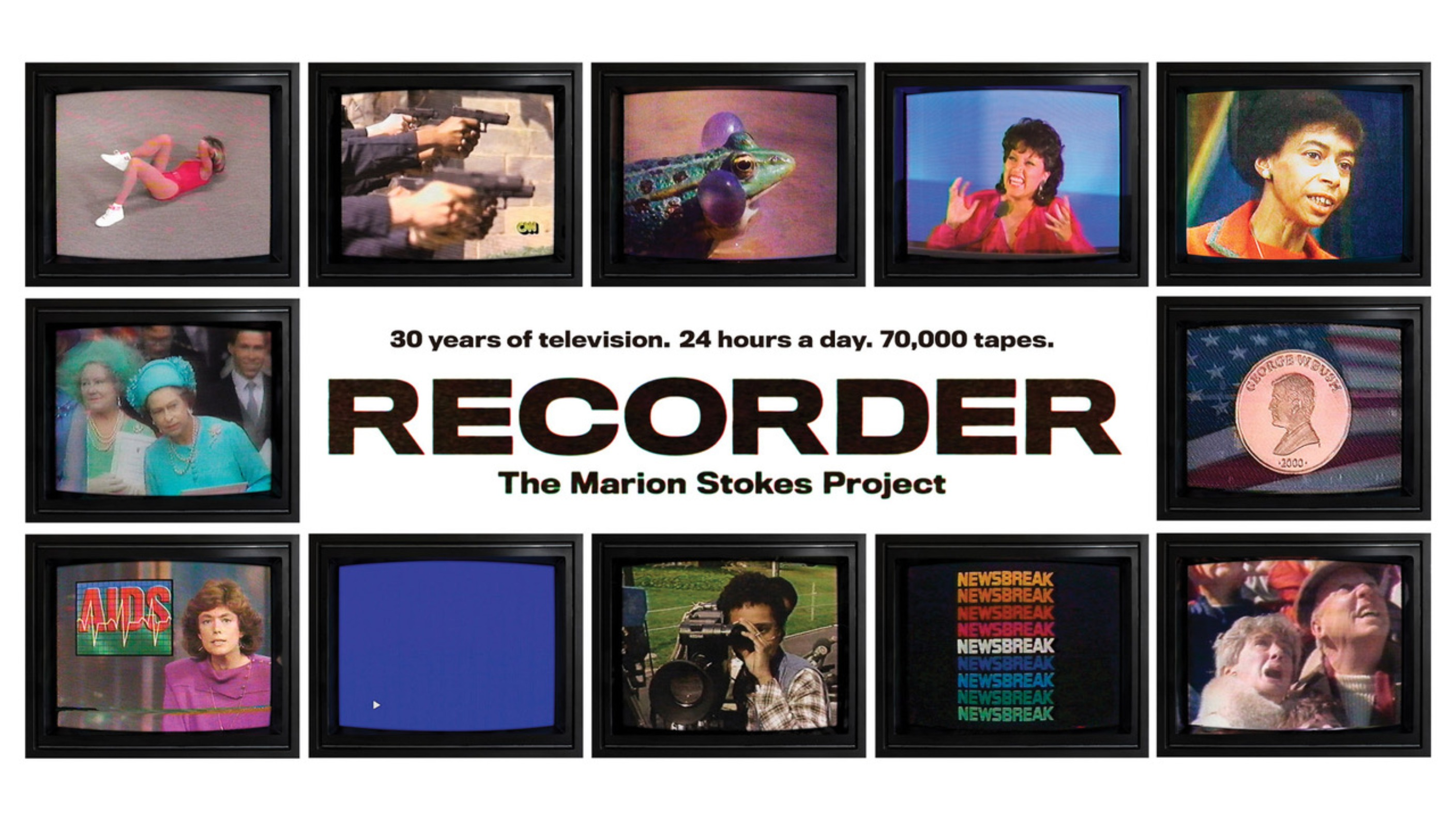 Recorder: The Marion Stokes Project - Rent