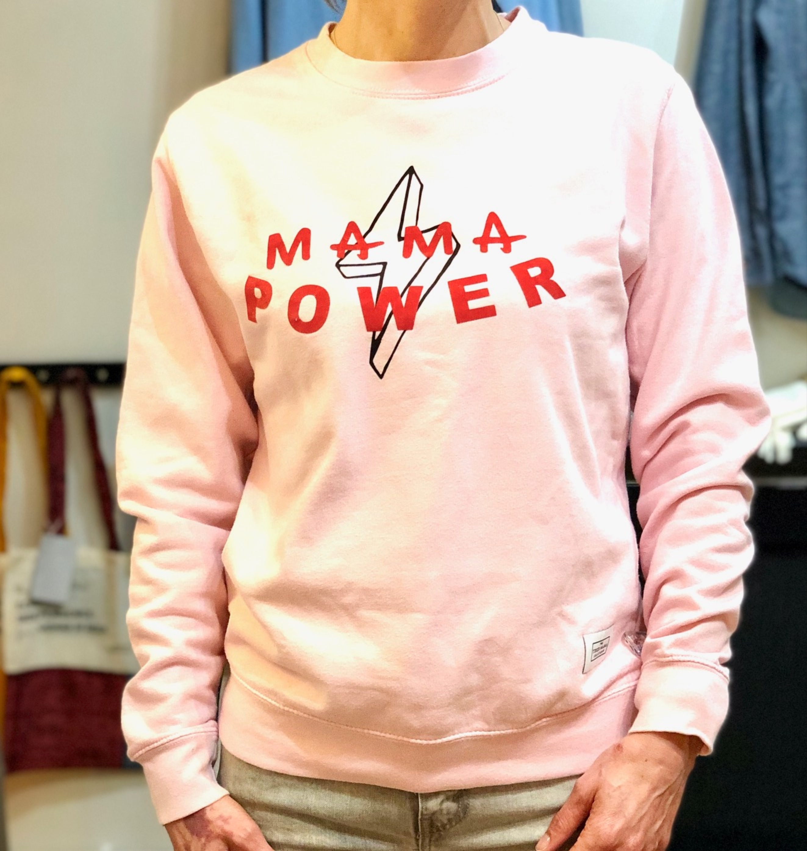 MAMA POWER Sweat
