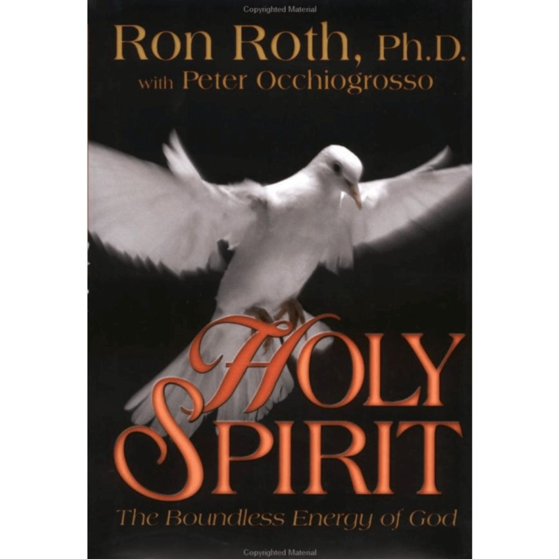 Holy Spirit: The Boundless Energy of God by Ron Roth Ph.D.