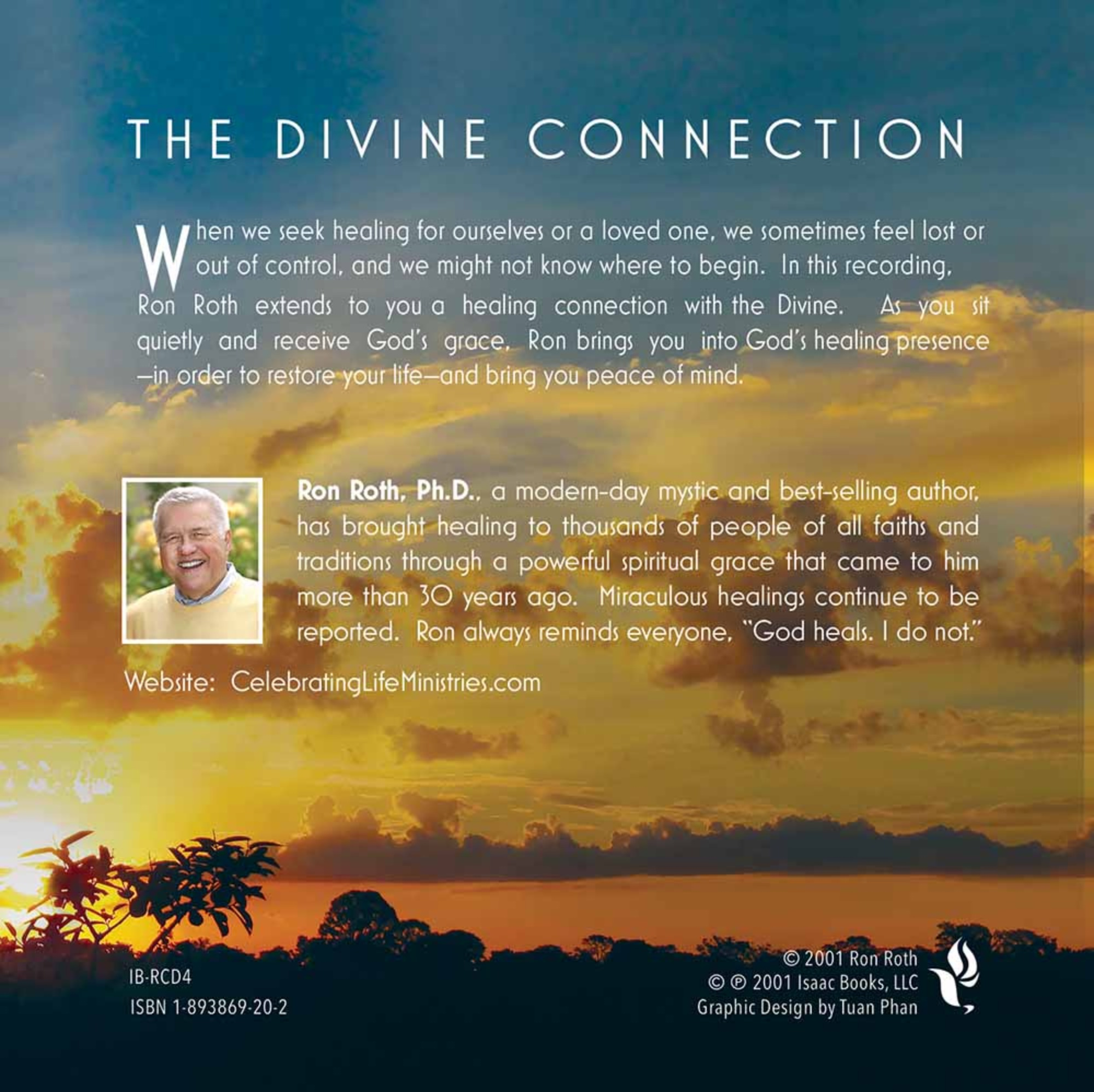 The Divine Connection: Prayer & Scriptures to Create a Sacred Space for Healing