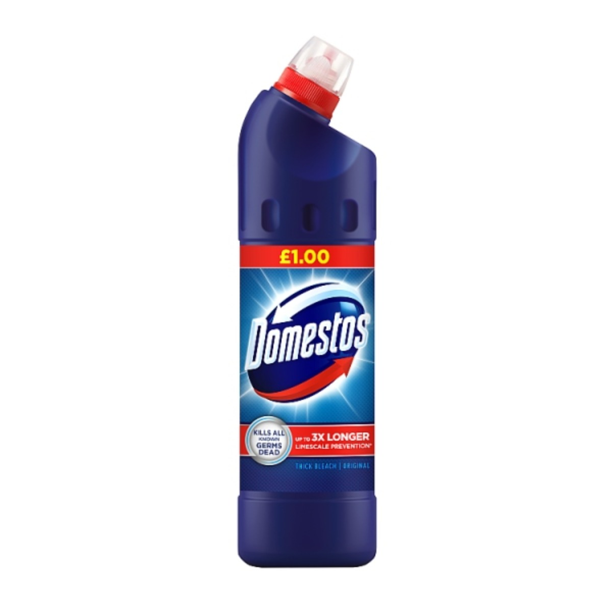 Domestos OriginalThick Bleach 1x750ml