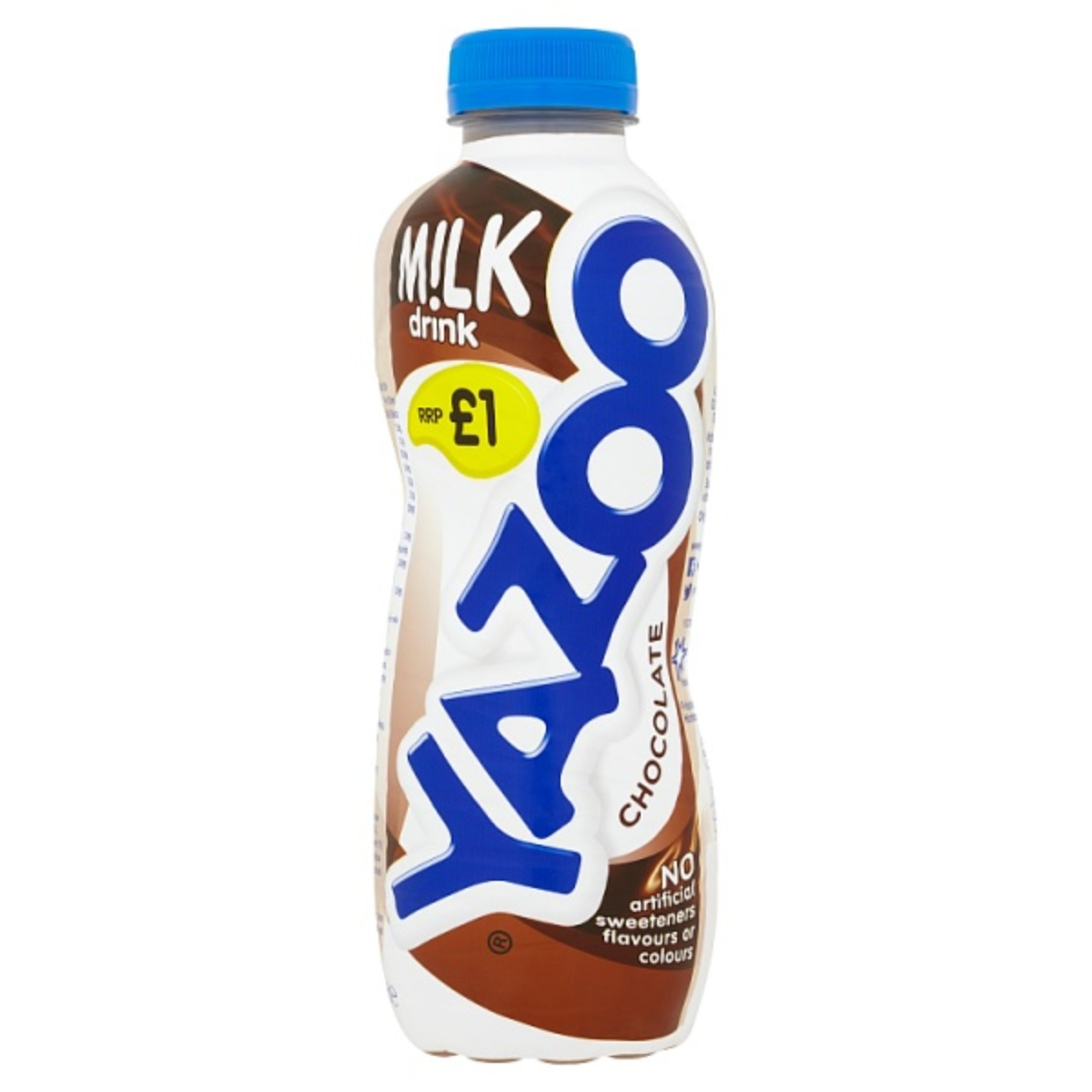 Yazoo Chocolate Milk 1x400ml