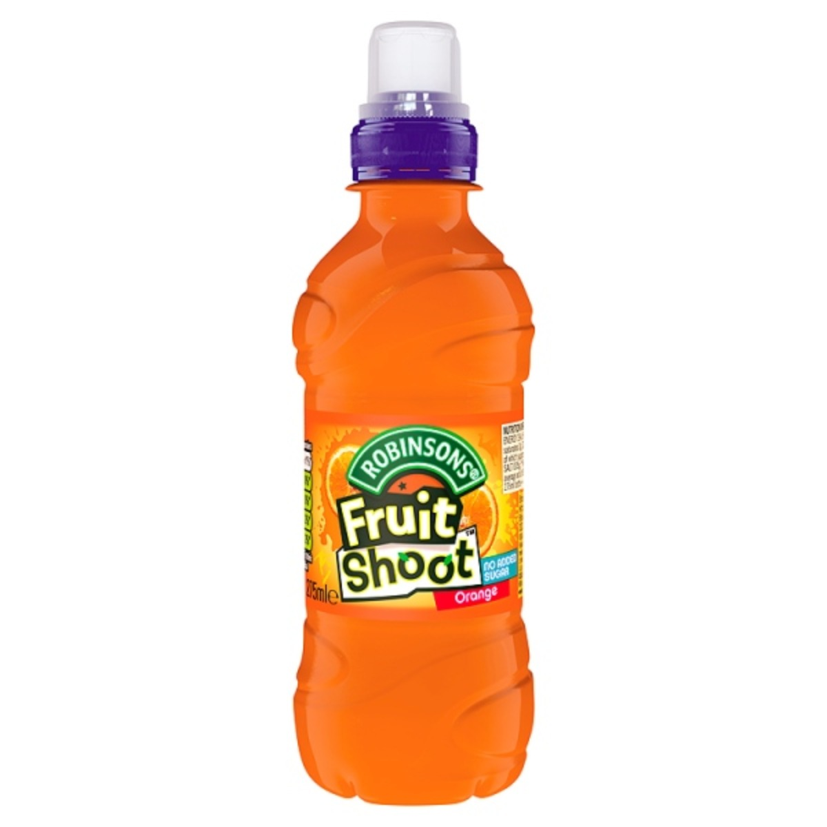Fruit Shoot Orange 12x275ml