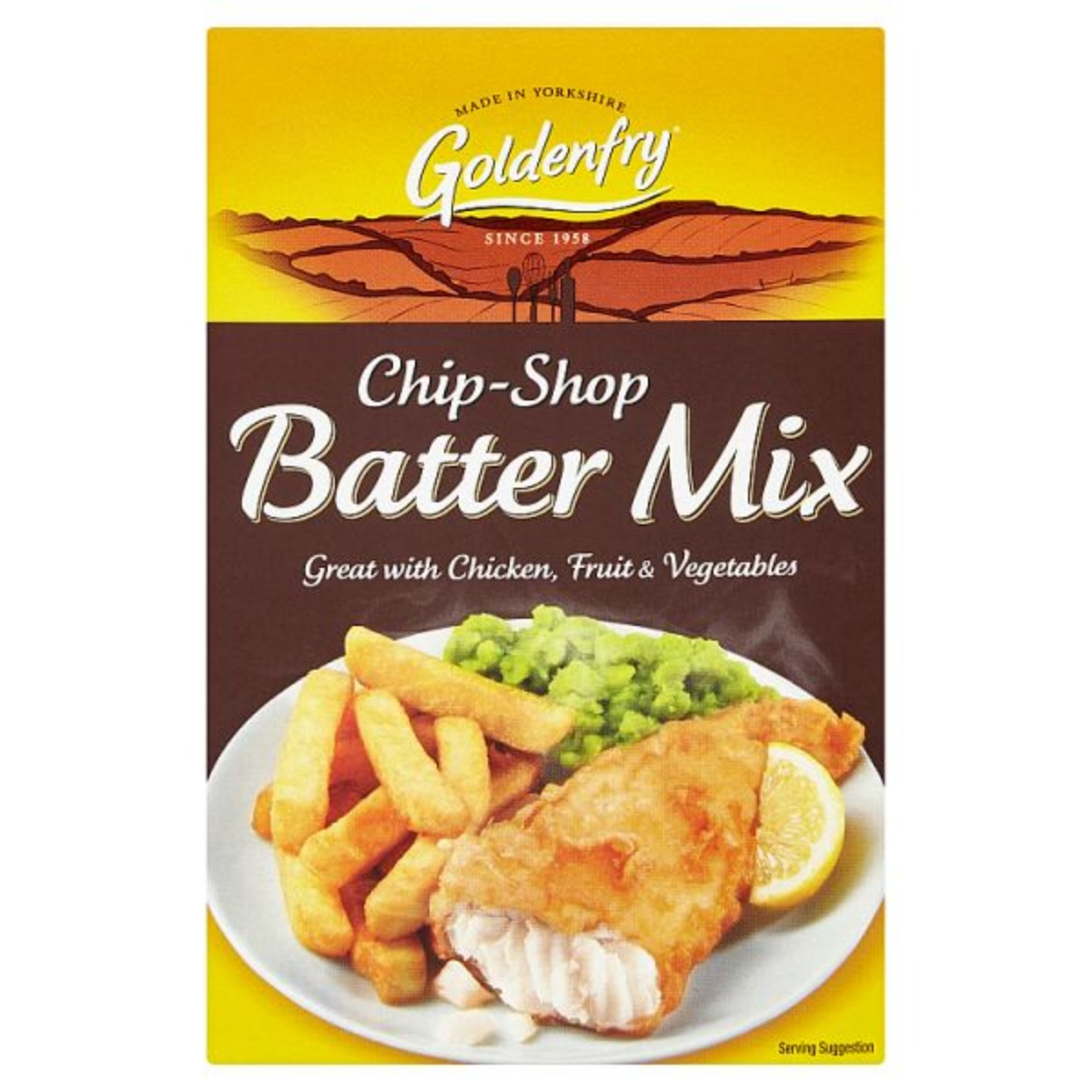 Goldenfry Chip Shop Batter Mix 1x170g
