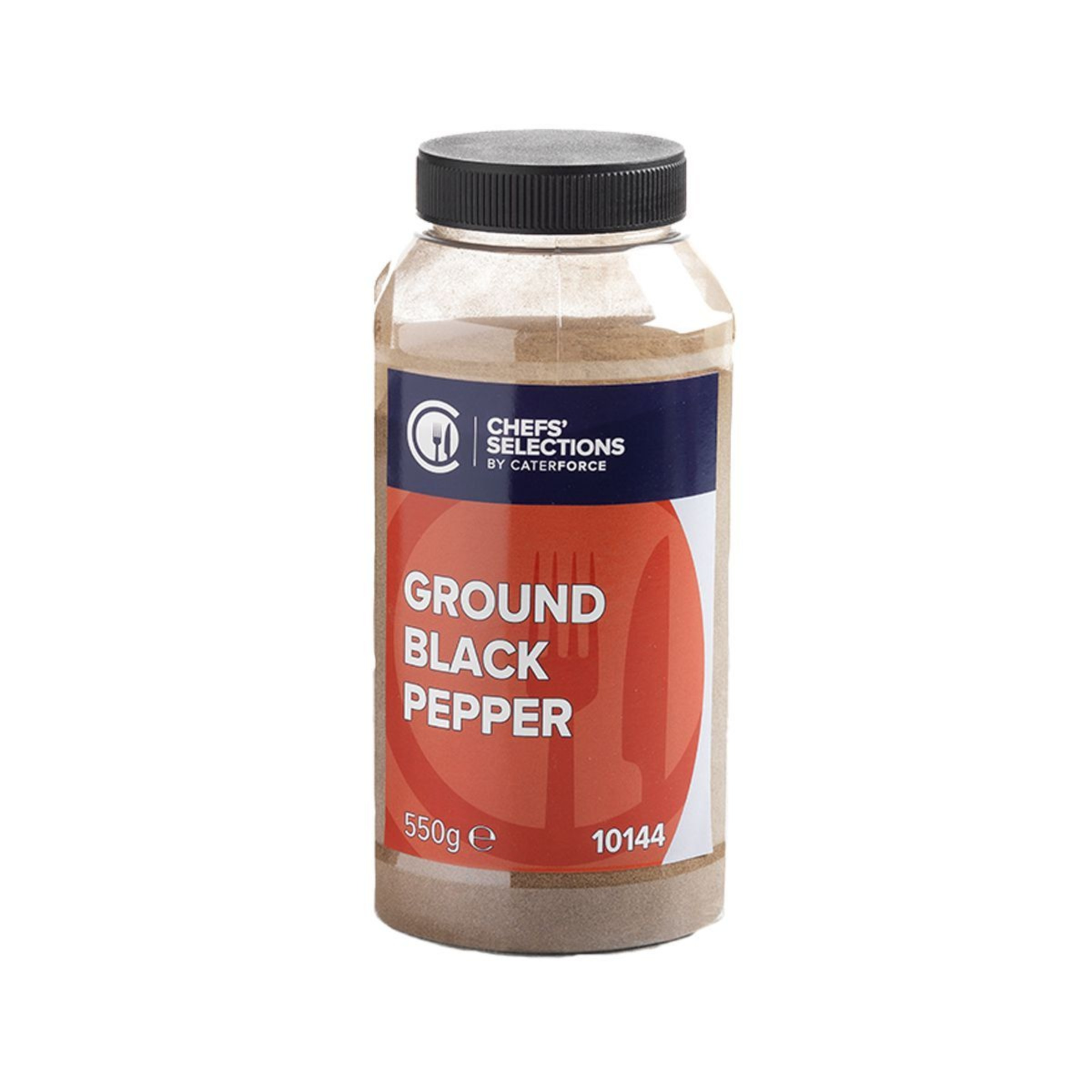 Ground Black Pepper 1x550g