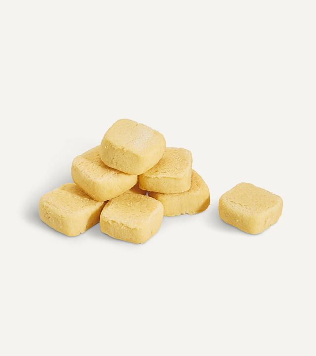 Costa Coffee All Butter Mini Scottish Shortbreads - 3 packs of 8