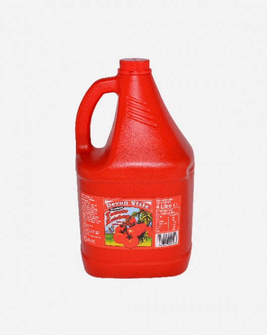 Country Stile Tomato Ketchup 1x4ltr
