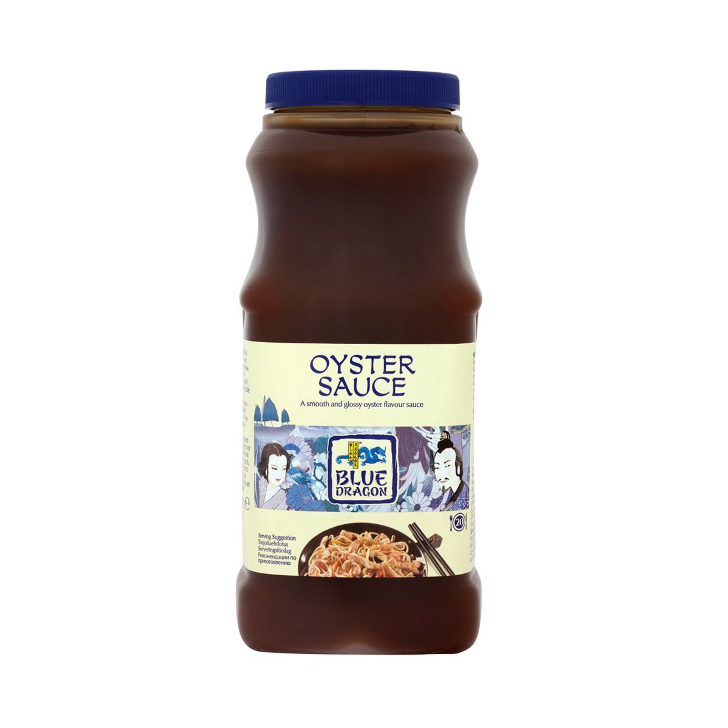 Blue Dragon Oyster Sauce 1x1ltr
