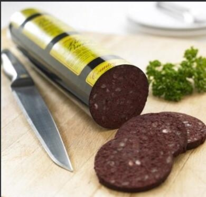Black Pudding Stick 1x1.36kg