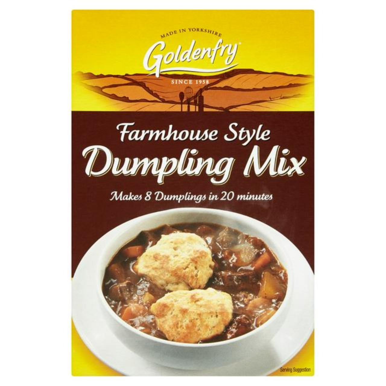 Goldenfry Dumpling Batter Mix 1x142g