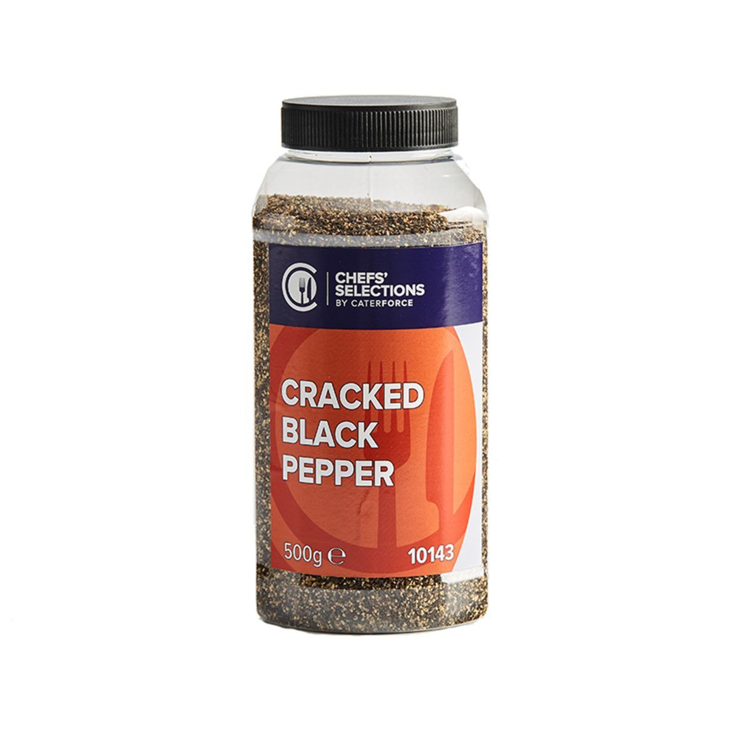 Cracked Black Pepper 1x500g