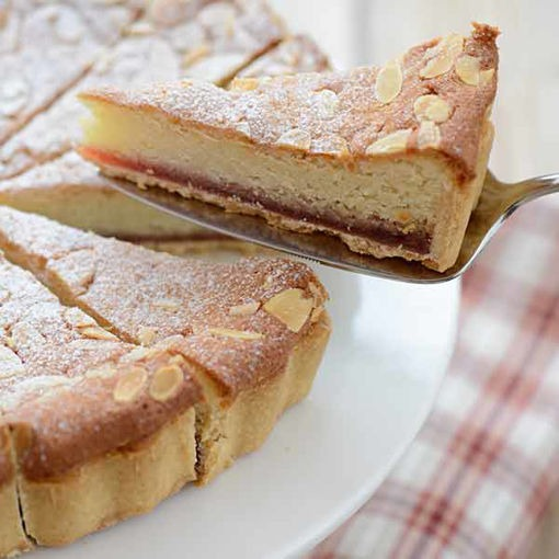 Bakewell Tart - Gluten Free (Pre-Portioned) 1x14 Portions