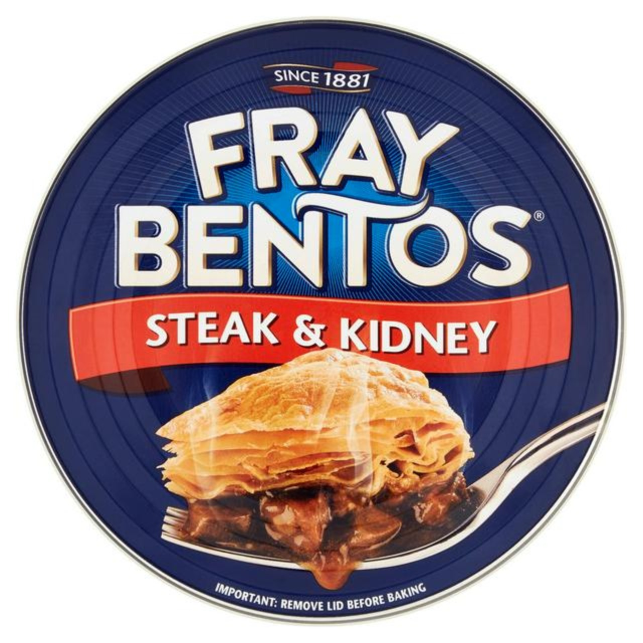 Fray Bentos Steak & Kidney Pie 1x425g