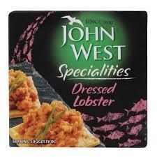 John West Dressed Lobster 2x43g (2 for £1.20)