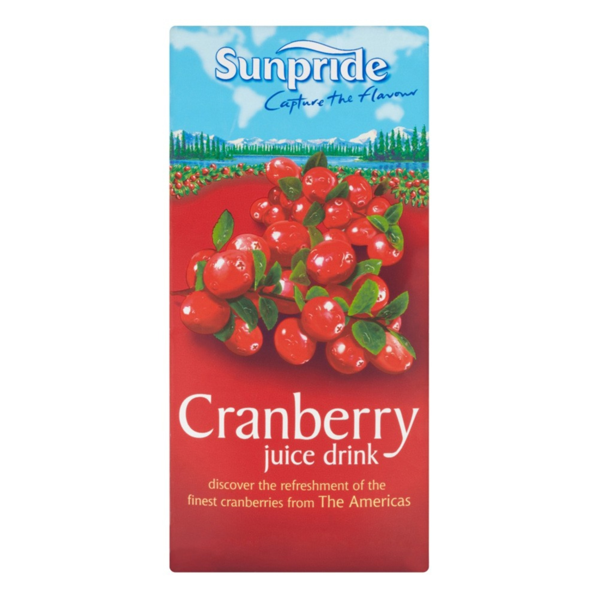 Cranberry Juice 1x1ltr