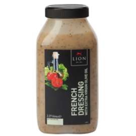 Lion Tossed French Dressing 2.27ltr Tub