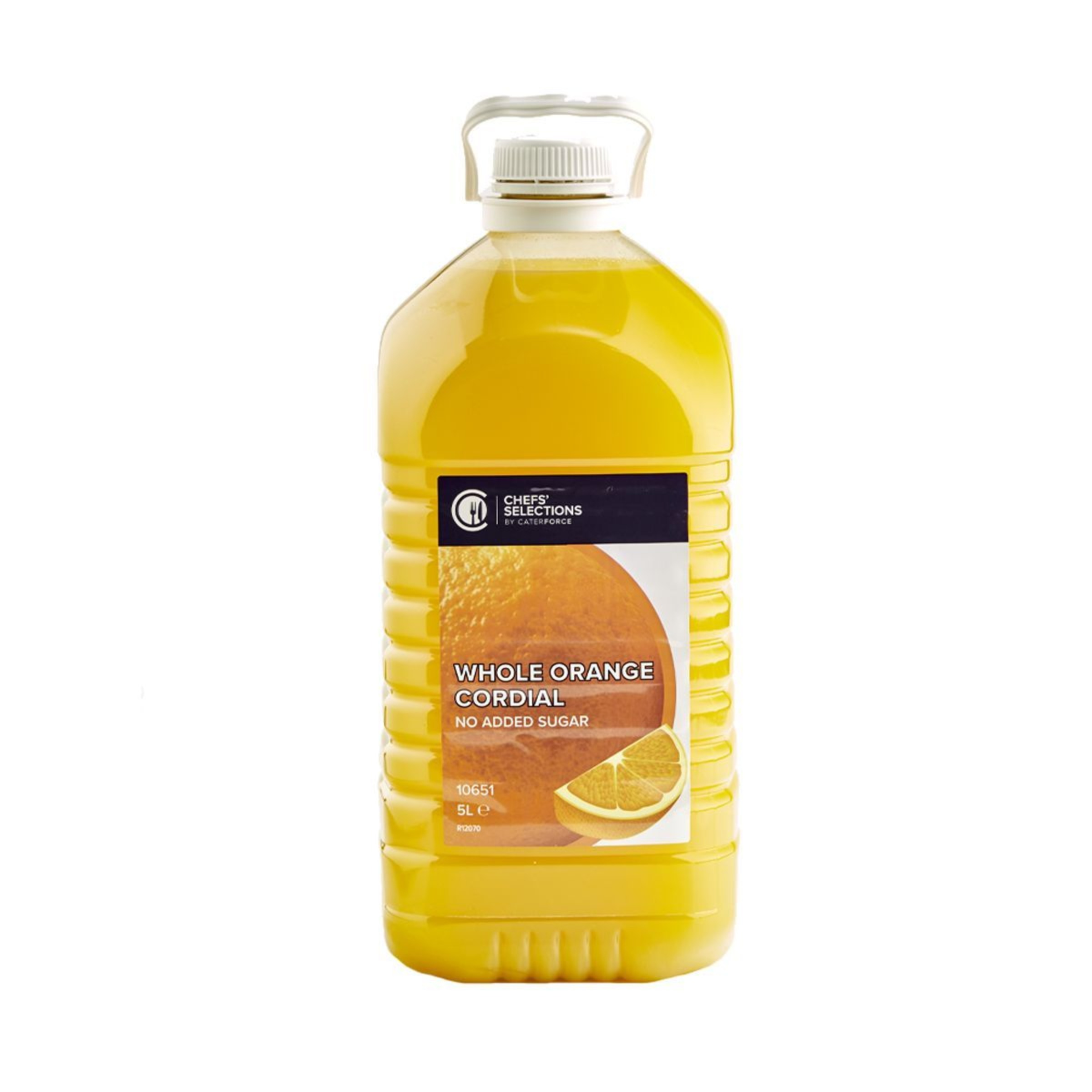Orange Cordial - Sugar Free 1x5ltr