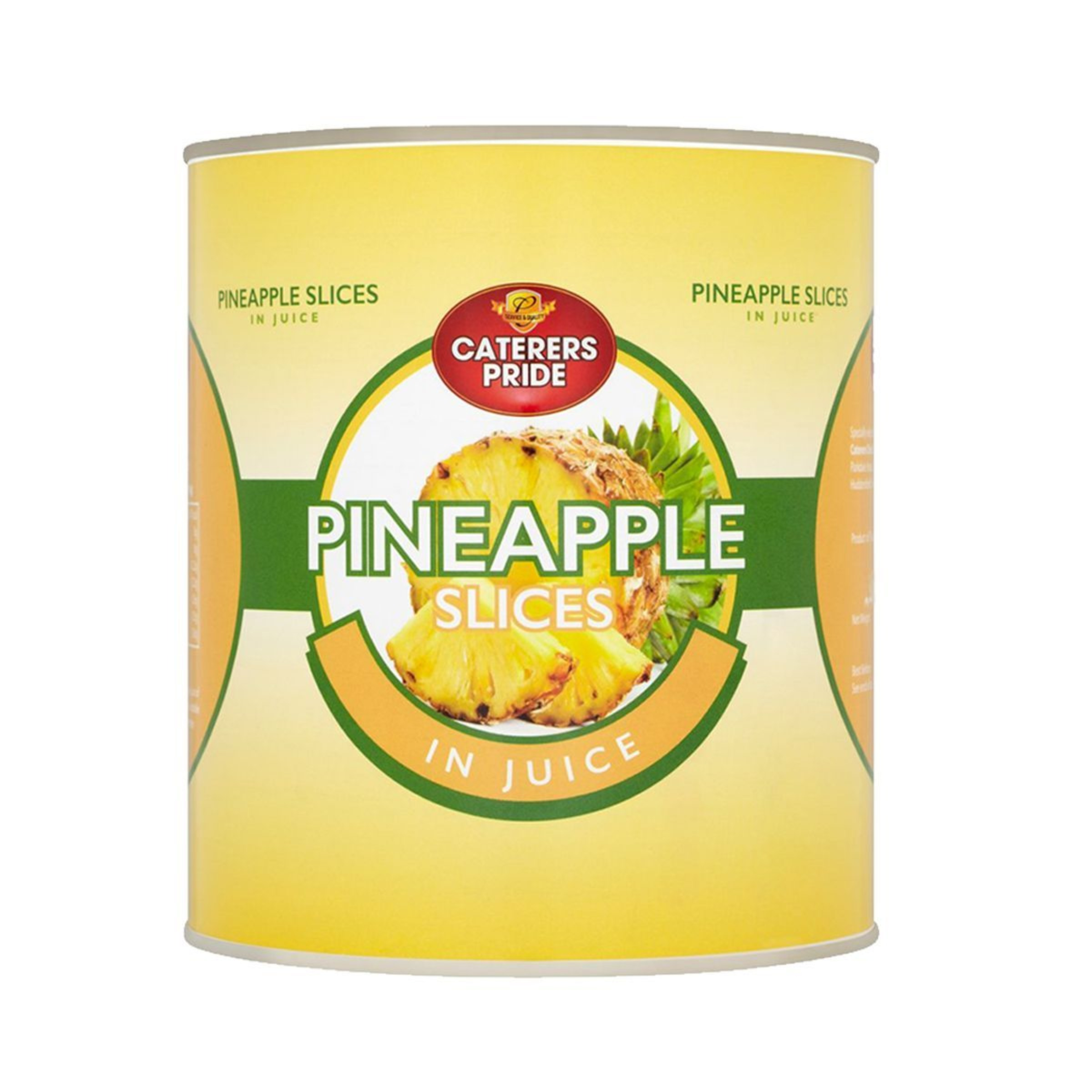 Pineapple Slices in Juice 1x822g