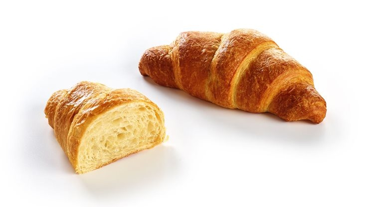 Baked Butter Croissants 70x45G