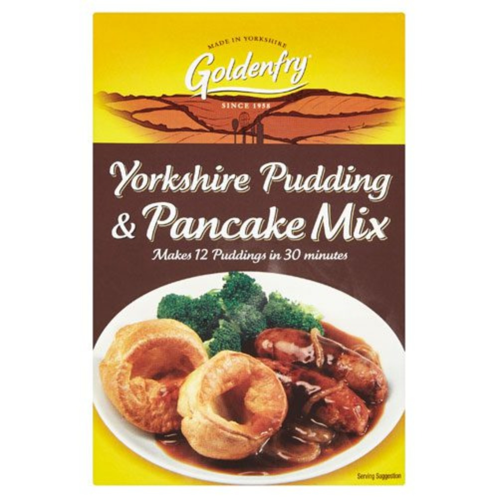 Goldenfry Yorkshire Pudding Mix 1x142g