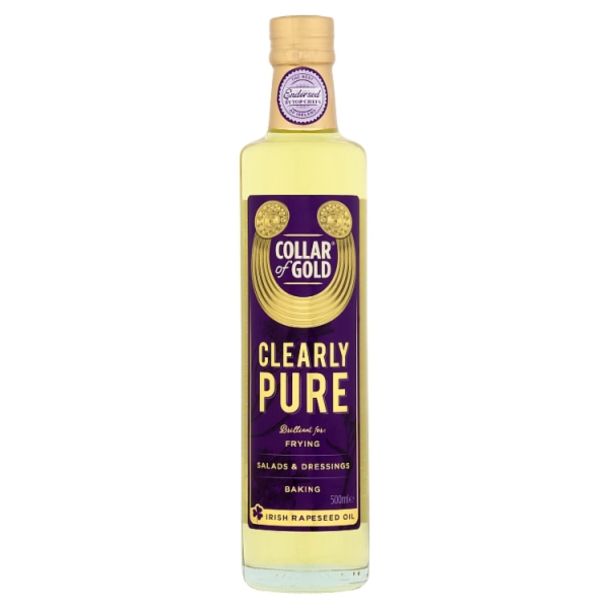 Pure Rapeseed Oil 1x250ml