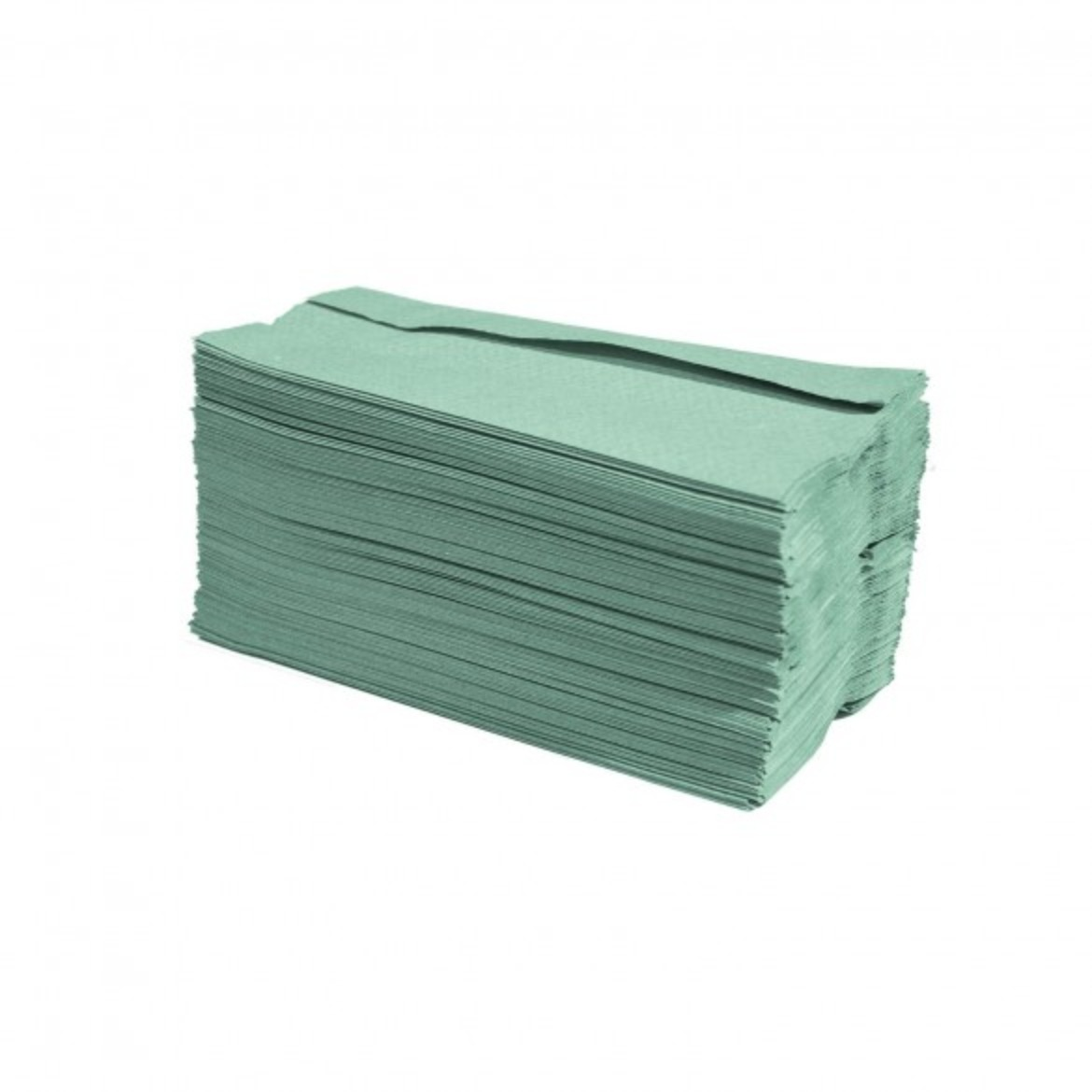 Green 2 Ply C/Fold Hand Towels 1x2400