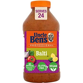 Uncle Ben's Balti Sauce 2.24kg Tub