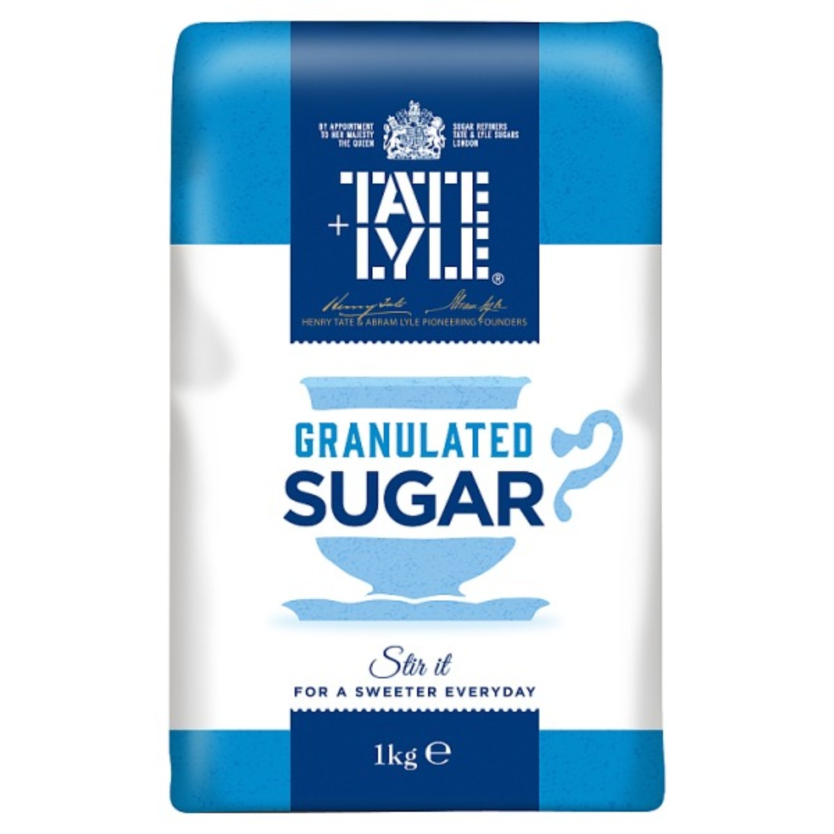 White Granulated Sugar 1x1kg