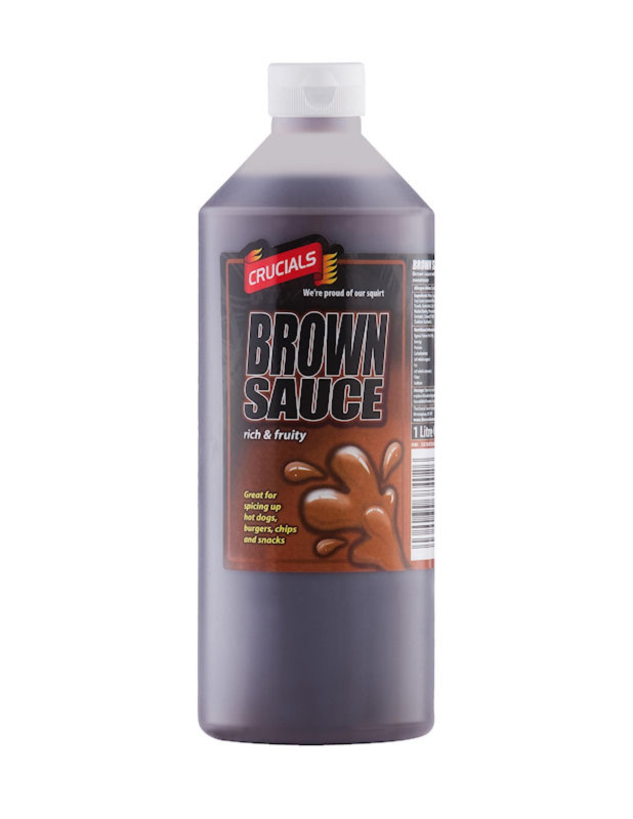 Crucial Brown Sauce 1x1ltr