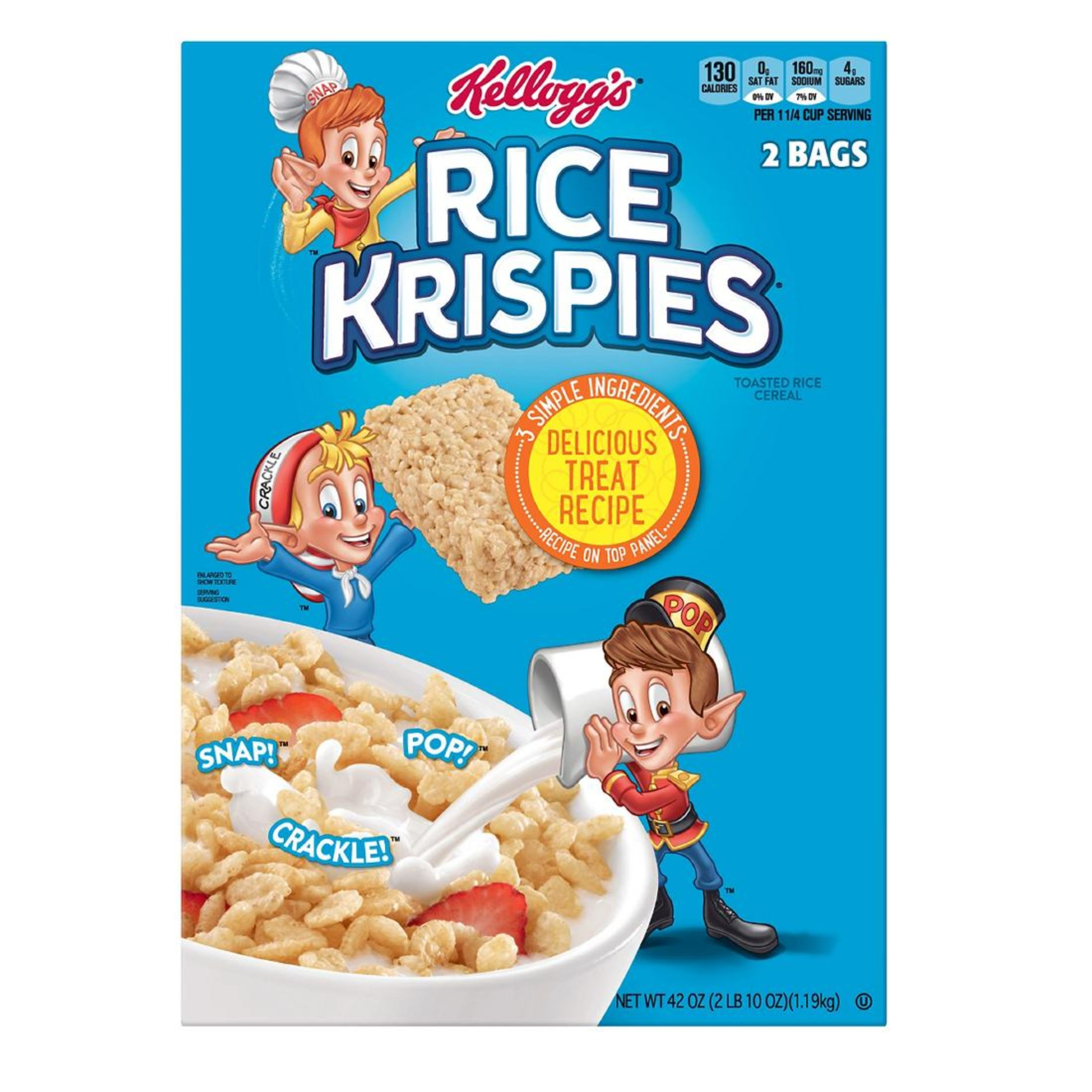 Kelloggs Rice Krispies 1x510g