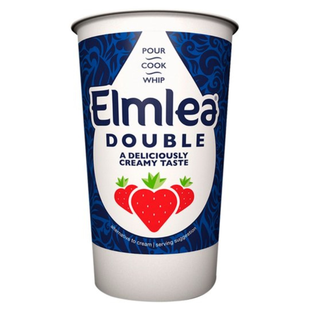 Elmlea Double Cream 1x284ml