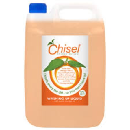 Chisel Washing Up Liquid 1x5ltr