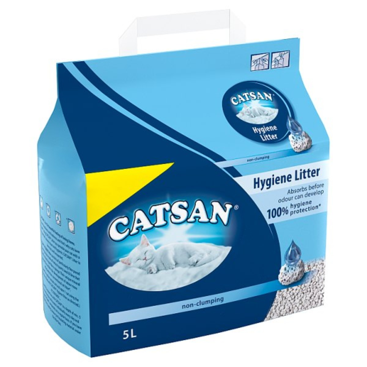 Catsan Cat Litter 1x5ltr