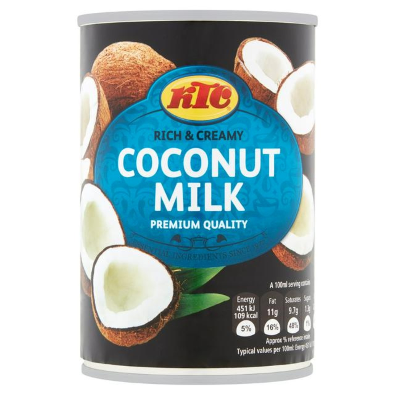 KTC Coconut Milk 1x400
