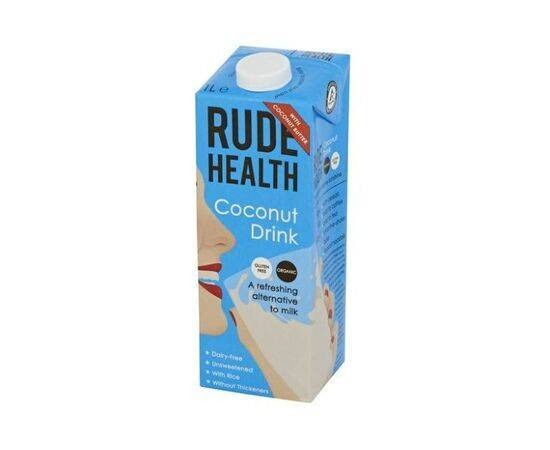 Rude Health Organic Coconut Drink 1ltr